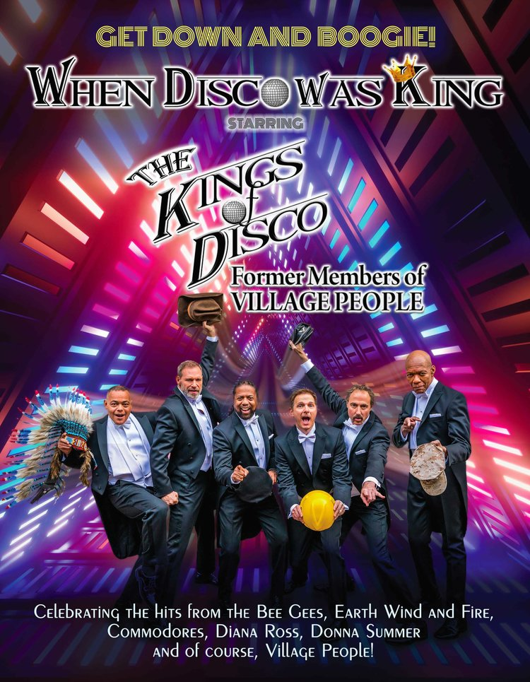 When Disco Was King Starring The Kings of Disco - former